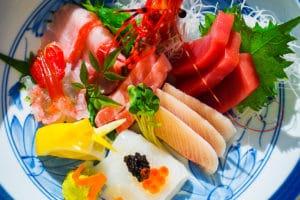 Del Mar sushi restaurant